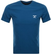 Barbour Standards T Shirt Blue