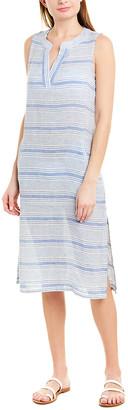 Helen Jon Harbor Linen Shift Dress