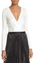 Diane von Furstenberg Women's Lala Bodysuit