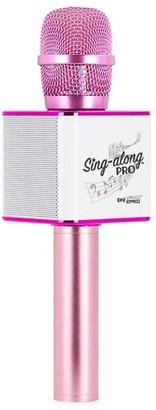 Trend Tech Brands Sing A Long Pro Bluetooth Karaoke Microphone