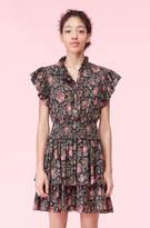 Rebecca Taylor La Vie Chouette Fleur Smocked Dress