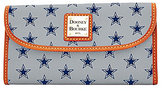 Dooney & Bourke NFL Collection Dallas Cowboys Continental Clutch