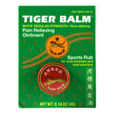 Tiger Balm Sports Rub Regular Strength by 0.14oz Rub)