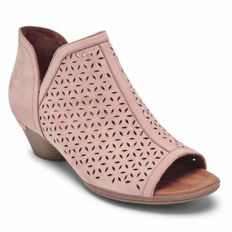 Cobb Hill LAUREL OPEN BOOT LIGHT ROSE
