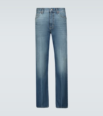 Gucci Straight-fit classic jeans