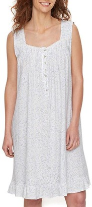 Eileen West Wildflower Scroll Knit Chemise
