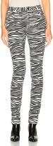 Saint Laurent Skinny 5 Pocket Medium Waist Jeans