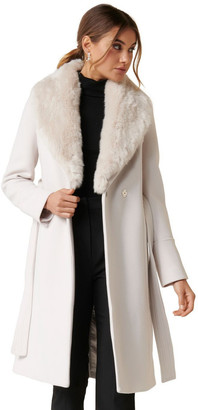 Forever New Eve Maxi Coat