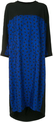 Marni Bubble-print dress