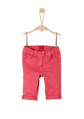 S'Oliver Girls' 53.904.76.4974 Trousers