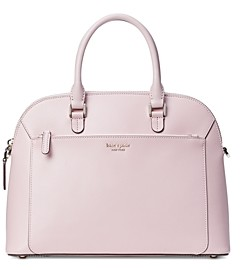 Kate Spade Louise Medium Leather Dome Satchel