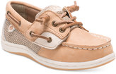 Sperry Little Girls' or Toddler Girls' Songfish Jr. Boat Shoes