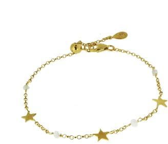 Yvonne Henderson Jewellery Diamond Nugget & Tiny Star Bracelet