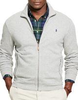 Polo Ralph Lauren Ribbed Cotton Zip Jacket