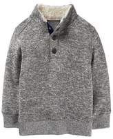 Crazy 8 Marled Pullover