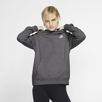 Nike Women's Funnel-Neck Hoodie Sportswear