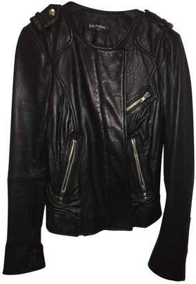 Les Petites Black Leather Jackets