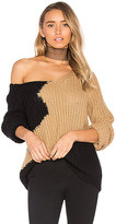 House Of Harlow x REVOLVE Adrienne Pullover in Black