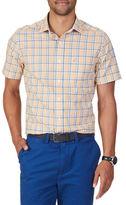 Nautica Classic Fit Short Sleeve Sportshirt