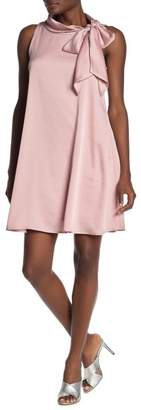Robbie Bee Bow Neck Dress