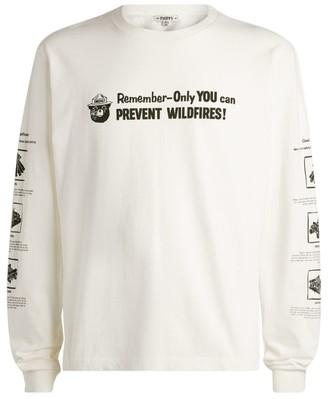 Phipps Smokey Bear Fire Safety Sweatshirt