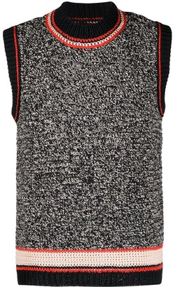 Maison Margiela Chunky Knit Vest