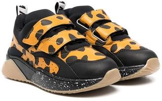 Stella McCartney Kids Leopard-Print Sneakers
