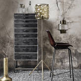 I Love Retro Industrial Metal Drawer Tower