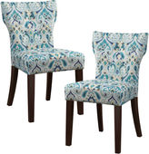 Asstd National Brand Hayes 2-pc. Side Chair