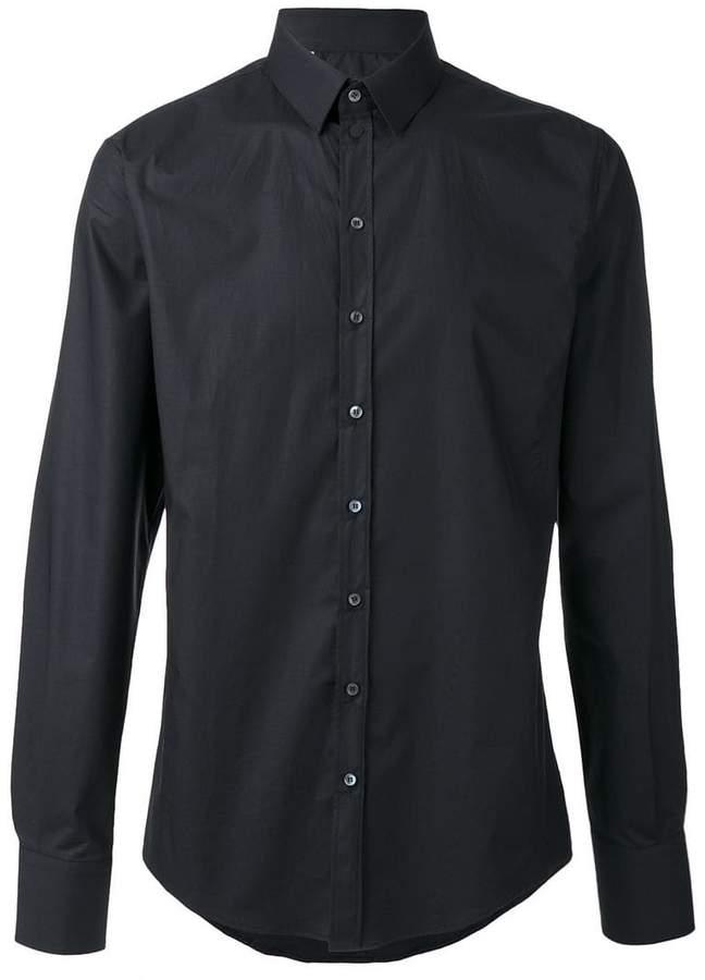 Dolce & Gabbana buttoned shirt