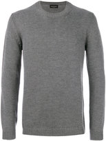 Roberto Collina crew neck sweater - men - Merino - 48