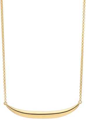 Larsson & Jennings Gold Kara Necklace