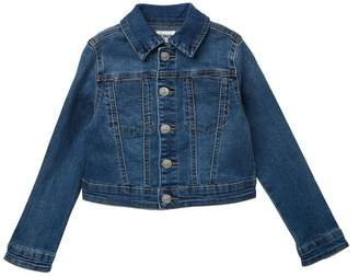 Hudson Jeans Denim Jacket (Toddler & Little Girls)