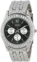 XOXO Women's Dial Tone Bracelet Watch XO5208