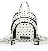 KENDALL + KYLIE Sloane Nano Studded Leather Backpack