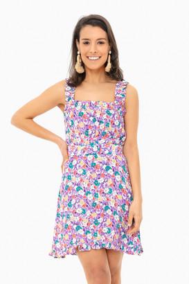 Faithfull Mid Summer Mini Dress