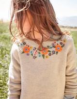 Boden Harvest Yoke Sweater