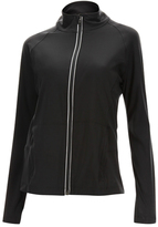 2XU Black Flex Form Studio Jacket