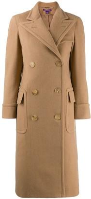 Ralph Lauren Classic Double-Breasted Coat