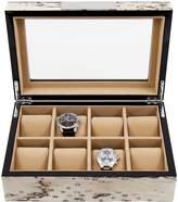 Bey-Berk Men's Exotic Ice Eight Watch Case