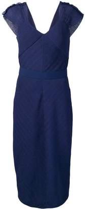 Max Mara fitted shift dress