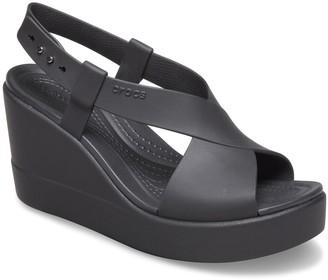 Crocs Brooklyn Women's Wedge Sandals