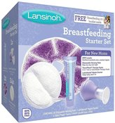 Lansinoh Starter Set - Breastfeeding