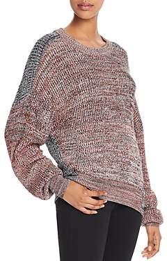 Joie Fernlea Marled-Knit Sweater