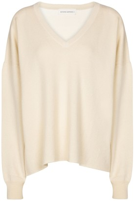 Extreme Cashmere N 161 Clac cashmere-blend sweater