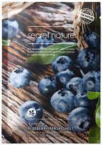 Secret Nature Secret Nature Blueberry Mask Sheet