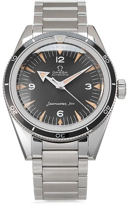 Omega pre-owned Seamaster 300 39mm