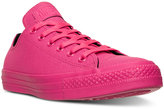 Converse Chuck Taylor All Star Ox Pinktober Casual Sneakers from Finish Line