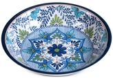 Certified International Talavera Melamine Large Serving Bowl