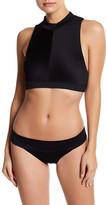 RVCA Ribbed Crop Bikini Top